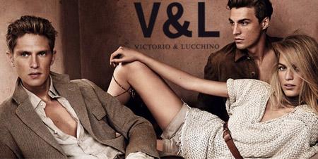 Ropa de marca Vitorio & Lucchino